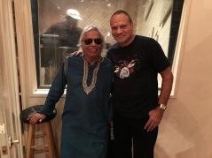 Badal Roy & Chuck Fertal